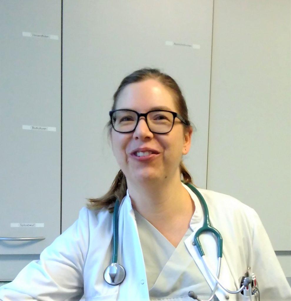 Dr. med. Sonja Pärisch